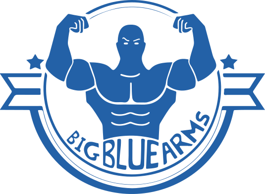 Big Blue Arms